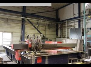 Maquina de corte con agua alta presion Bystronic Byjett L 6030