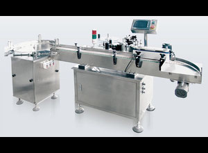 Lodha LI-BCS Automatic Bottle Sticker Labeling Machine