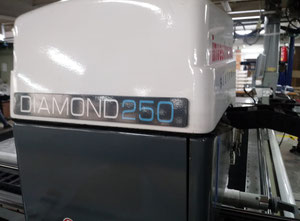 Investronica Diamond 250 compact 7 Schnittautomat
