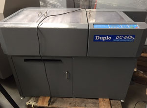 Duplo Crease/Perforation machine for digital printing DocuCutter DC-645