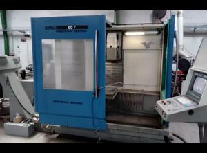 Used DECKEL - MAHO DMU 60 T Machining center - vertical