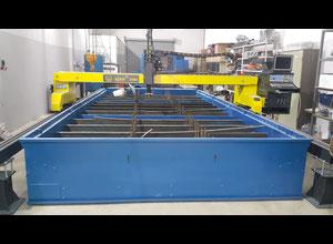 Ajan 6000 mm  x 3000 mm Schneidemaschine - Plasma / gas