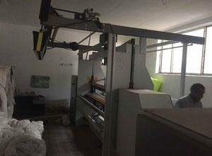 Fabotex WF1/2200 fringing machine