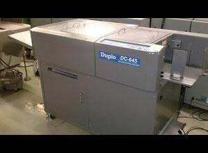 Duplo DC-645 Slitter/Cutter/Creaser Schneider
