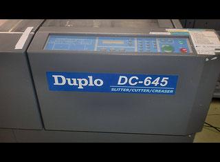 Duplo DC-645 Slitter/Cutter/Creaser P90630013