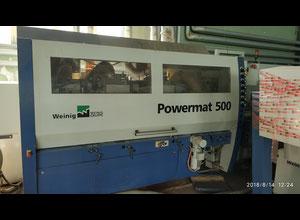 Ligne complète Weinig Weinig Powermat, Weinig RF 15, Weinig UС  -  Matic, Dimter OptiCut S 90