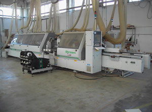 Used Biesse Stream SB2 10.5, CE double sided edgebander
