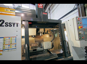 Used machining centers - 5 axis for sale - Exapro