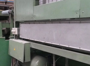 illig UA 225 ED Thermoforming - Sheet Processing Machine