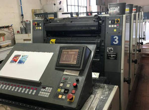 Used Komori L 520 Offset five colours