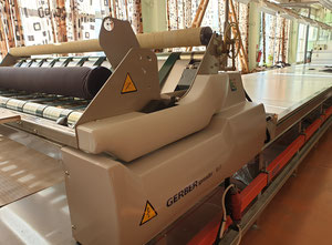 Gerber automated spreader XLS50