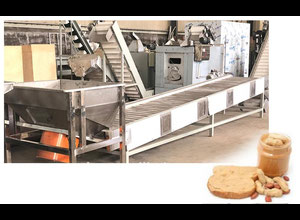 Longer LG-500 500 KG/H Peanut Butter Making Machine Production Line Manufacturer