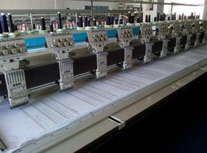 ZSK MSCD-2 174-10-400 Stickmaschine