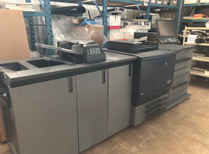 Macchina da stampa digitale Konica Minolta C-6000 press
