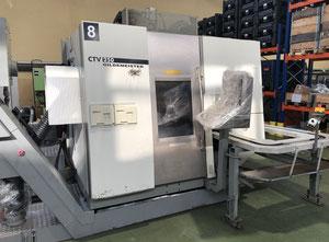 Gildemeister CTV250 Bearbeitungszentrum Vertikal
