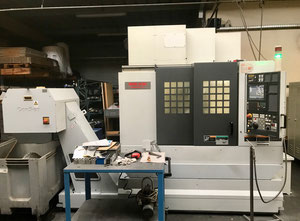 Mori Seiki NV5000 cnc vertical milling machine