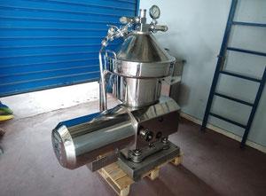 Pieralisi Separatore Centrifugo Molkerei - Käseherstellung-, Käseverpackung- und Käseportioniermaschine