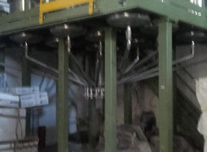 Diamac Production coating line of paints, primers, plasters, disolver machines