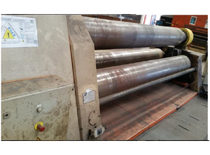 Used plate rolls machines for sale - Exapro