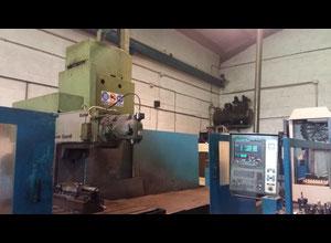 Butler HI-POWER ELGAMILL- CR 15 V3 CNC-Fräsmaschine Universal