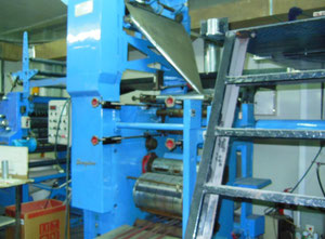 Goss Community Web continuous printing press