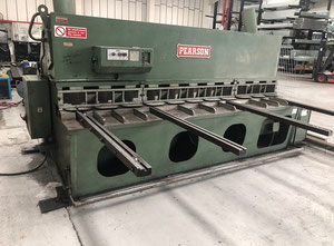 Cizalla guillotina hidráulica PEARSON 3050 mm x 10 mm
