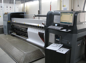HP Scitex LX800 Printing machine