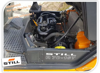 Still R70-16T Hybrid / Triplex P90710089