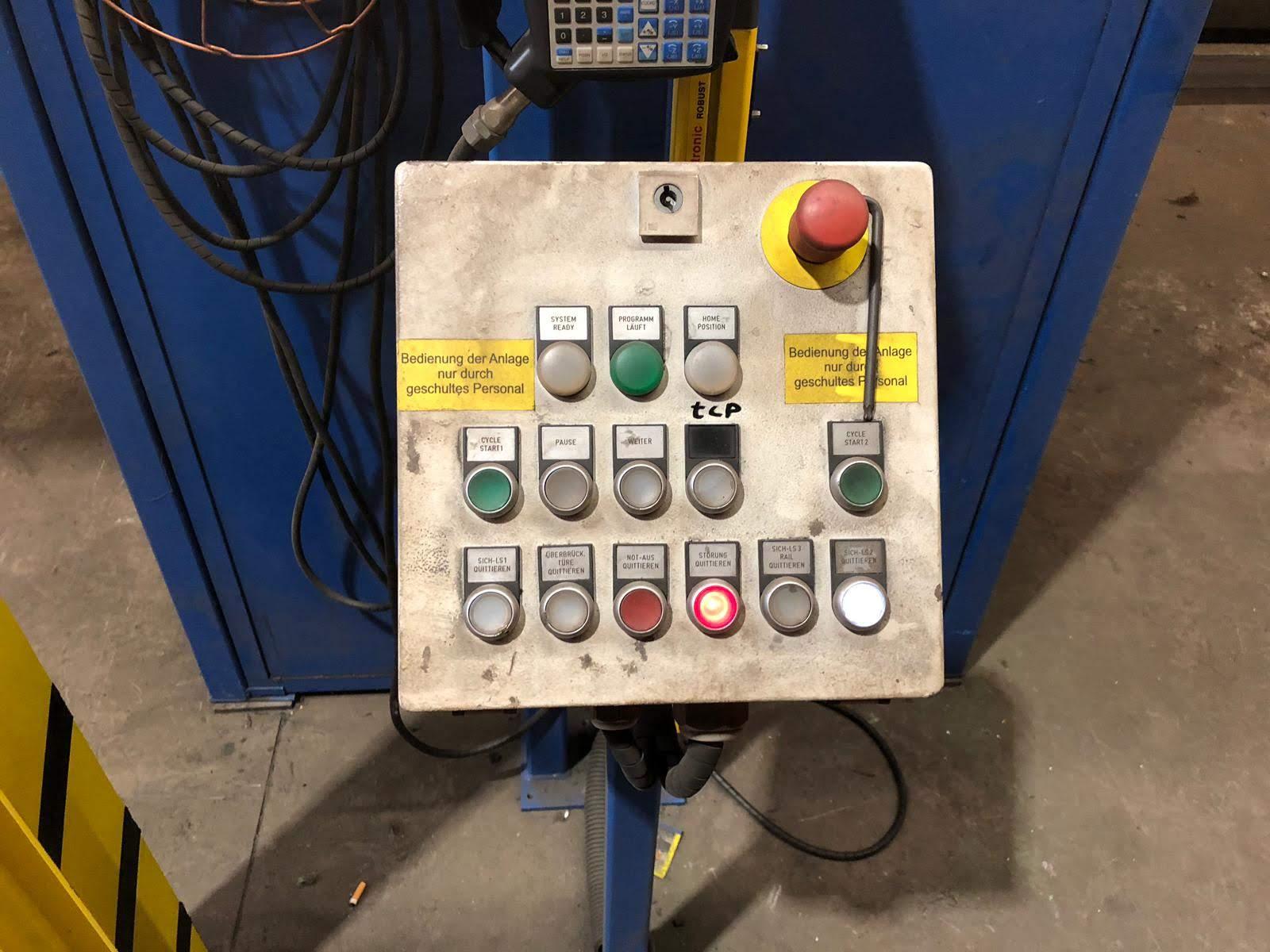 Fanuc RobWel ENKO 10 M - 450 A Welding machine - Exapro