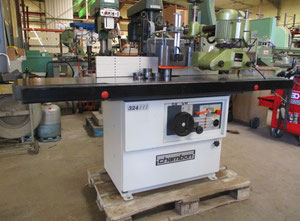 Chambon 324 Used spindle moulding machine