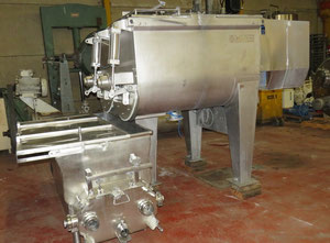 WOLFKING mixer set 1500 litrů + bruska 1200 litrů