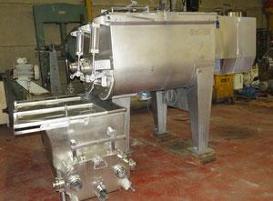 Set miscelatore WOLFKING 1500 litri + rettificatrice 1200 litri