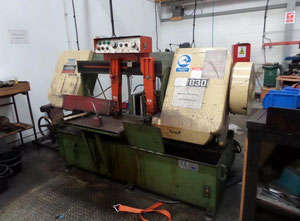 Mega H 1830 band saw for metal