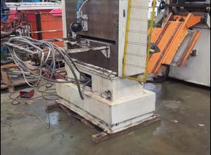 Used Esimec ASPO-CALANDRA-ALIMENTATORE Plate rolling machine
