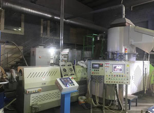 Geor-Ding GD-120 TS 3in1 Recyclingmaschine