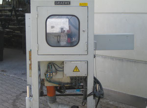 GRAEWE Off-Line cutting & chamf. Machine
