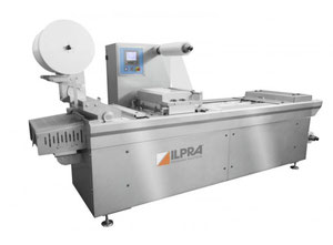 Ilpra easyform Thermoforming - Form, Fill and Seal Line