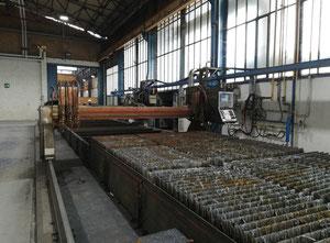 Tecnipant Portale Schneidemaschine - Plasma / gas