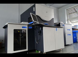 Used digital priting machines - Digital press for sale by Hp