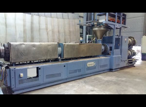 Bausano Multidrive MD2-154-26-H + MD2-115B26-A Extrusionsanlage