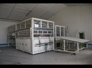 Hamer MP 2000 x 2500. Thermoforming - Sheet Processing Machine