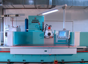 Frezarka uniwersalna CNC TOS FSS 80 CNC A/A3