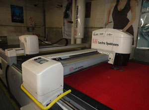Machine textile Lectra Vector / Prospin / Alys