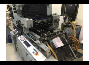W+D 214 – 4 Colour Offset Kuvertiermaschine