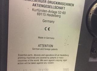 Heidelberg GTO 52-2 P90717008