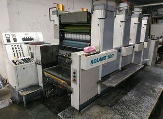 Man Roland R104 T01 P90717102