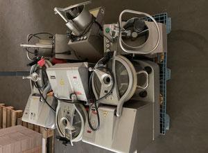 Stroj na sekáni, čištění a blanšírování ovoce a zeleniny Kronen Cutter/Gemüseschneider