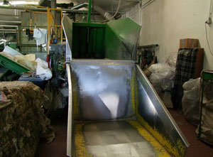 Puggelli, Saturnia Dell'Orco & Villani Complete rag tearing plant