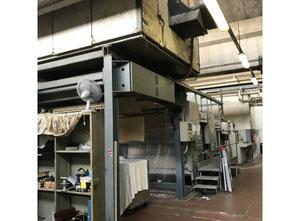Completo impianto di stampa di seconda mano Arioli, Reggiani, Küster La Meccanica, Krantz