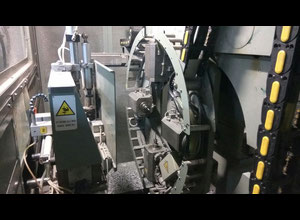 Emmegi QUADRA2 Machining and cutting center for aluminum